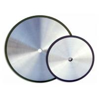 Buy cheap Ultra Thin Diamond Cut Off Wheels , Magnetic Material Processing Diamond Grinding Disc from wholesalers