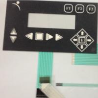 Colorful Membrane Switch Keypad 3M467 / 3M468 Adhesive Dull Polish Manufactures