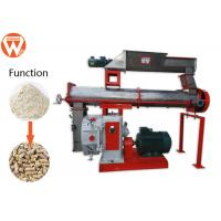 Buy cheap Stainless Steel Conditioner Animal Feed Making Machine With Siemens Motor from wholesalers