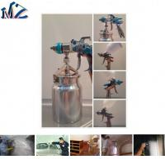 Buy cheap 1000ML Aluminum Cup HVLP Air Paint Spray Gun from wholesalers