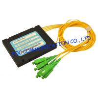 Buy cheap Coarse Wavelength Division Multiplexer , High Speed 4 Channel Cwdm Module from wholesalers