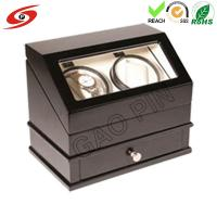 Buy cheap Automatic Rotation Glossy Wooden Watch Winder, Watch Box from wholesalers