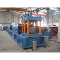 Galvanized Steel Strip Roll Forming Machinery 235 - 345Mpa