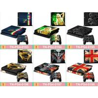 Wholesale Playstation 4 Console Controller Skin Sticker 900 Moldes for PS4 Skin Sticker Factory Supp from china suppliers