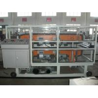 Buy cheap Glazed Tile Hollow Roofing Sheet Machine , Plastic Tile Making Machinery 5000mm/min from wholesalers
