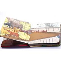 Buy cheap Professional Puzzle Story Books / Cute Puzzle Books For Preschoolers from wholesalers