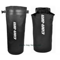 Buy cheap Black Rafting Waterproof Dry Bags D31 X H50cm Size With Silk Screen Printing product