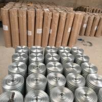 Buy cheap electro galvanized hot dipped galvanized 1/2 welded wire mesh 1 welded wire mesh from wholesalers