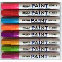 Buy cheap 8 colors High quality Japanese tip UK ink Aluminum barrel paint marker from wholesalers