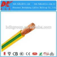 Buy cheap Single Core 6mm PVC Insulated Flexible Earth Cable from wholesalers