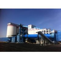 Buy cheap Industrial Rotary Dryer Machine , Rotary Drying Line For Fertilizer Plant product