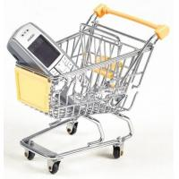 Buy cheap Toy Gift Mini Shopping Cart kid trolley from wholesalers
