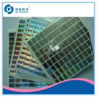 Buy cheap 3D Anti Tamper Custom Hologram Stickers , Brand / Mark / Price Labels from wholesalers