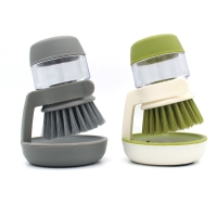 Buy cheap Liquid Soap Dispensers Dishes Scrub Brush for Bowl,Pot Etc from wholesalers