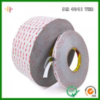 Wholesale 3M4941VHB high strength foam double-sided tape _ 3M4941VHB high-performance double-sided adhesive supply from china suppliers