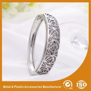 Wholesale Custom Elegant Engravable Bangle Bracelets Jewellery Multi Coloured from china suppliers
