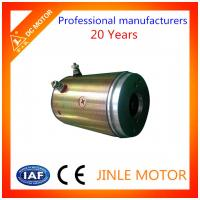 Buy cheap Hydraulic 24 Volt DC Motor  With CW Rotation One Year Warranty OEM from wholesalers