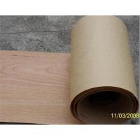 Buy cheap Cherry veneer with paper back from wholesalers