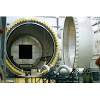 Buy cheap Pressure Impregnation Industrial Composite Autoclave For Wood Industry ISO ASME Listed from wholesalers