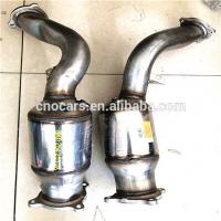 Wholesale Front Three Way Car Catalytic Converter for Porsche Macan 8K0254253K 8K0254253G 8K0254253 from china suppliers