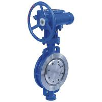 Buy cheap Triple Eccentric butterfly valve from wholesalers