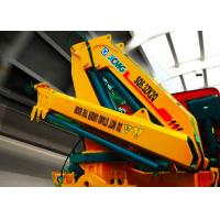 Buy cheap Commercial 6.3T Articulated Boom Crane 11m Lifting Height with CE Certificate from wholesalers