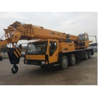 Buy cheap Used truck crane XCMG QY50K-II for sale from wholesalers