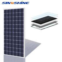 Buy cheap Build your own solar panel black 1000w with Cheap A Grade TUV CE ISO Certificate product