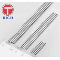 Buy cheap Round Stainless Steel Tube Welded Stainless Steel Capillary Tubes Polished Surface from wholesalers