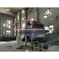 Buy cheap Custom Model Waste Tire Recycling Equipment Big Size Multiple Maintenance from wholesalers