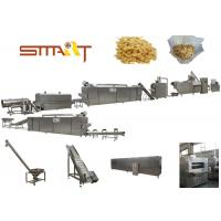 Buy cheap Stainless Steel Corn Flakes Manufacturing Machine Automatic Cereal Making Machine from wholesalers