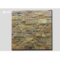 Wholesale Rusty Limestone Cultured Stone Interior Walls Tiles Air Permeability 3-3.5cm Thick from china suppliers