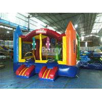 Buy cheap Indoor Inflatable Bouncer Commercial Interesting Candle Blow Up Cool Bouncy House from wholesalers
