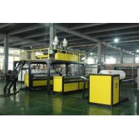 Wide In Width high speed PE Air Bubble film making  Machine 2000-3000mm Manufactures