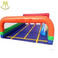 Buy cheap Hansel kids inflatable castle slide and bounce house for rent inflatable playground from wholesalers