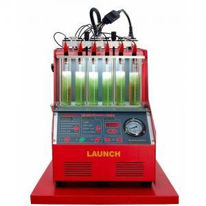 China LAUNCH CNC602A Fuel Injector Cleaner Machine , CNC 602A Advanced Electromechanical Machine on sale