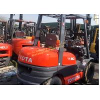 Buy cheap Second Hand Forklifts TOYOTA FD30 used diesel engine forklifts 8t 6t 5t 4t 3t lifter for sale from wholesalers