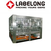 Buy cheap 5000BPH Soda Water Machine For Pet Bottle , Carbonated Soft Drink Filling Machine from wholesalers