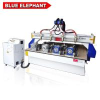 Buy cheap 2.2kw Delta inverter import from Taiwan , Japanese OMRON Switch , ELE2015 free cnc router plans with 4 set rotary device from wholesalers