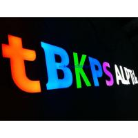 Buy cheap 2017 top sale led resin letter lights sign for illuminating letters from wholesalers
