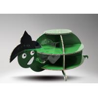 Buy cheap Cute Tortoise Cardboard cake pop stand / Lovely Animal Cake Pops Display from wholesalers