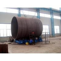 Four Roller Stainless Steel Plate Rolling Machine For Wind Tower Production Line Manufactures
