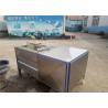 Buy cheap Customized Apple Washing Machine , Imitating Manual Commercial Produce Washer from wholesalers