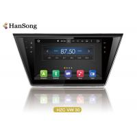 Buy cheap 10.1 Inch VW Car DVD Player Hd Display  / Vw Touran 2015 Full Touch from wholesalers