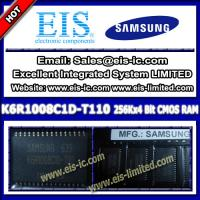 Buy cheap K6R1008C1D-T110 - SAMSUNG - IC - 128K X 8 Bit Static TSOP-32 - sales009@eis-ic.com from wholesalers