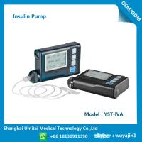 Buy cheap Professional Clinics Diabetes Insulin Pump Automatic With 24 Basal Rates from wholesalers