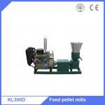 Buy cheap Diesel motor PTO type flat die pellet mill for Australia poultry farm from wholesalers