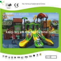 Quality 2012 Colorful Tree House Series Outdoor Playground Equipment for sale