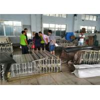 Buy cheap Aluminium Alloy Conveyor Belt Vulcanizing Machine With Automated Control Boxes from wholesalers