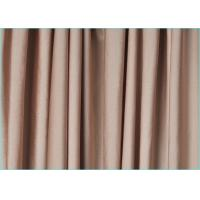 Breathable Polyester Spandex  Fabric Lycra for Sportswear / Activewear Manufactures